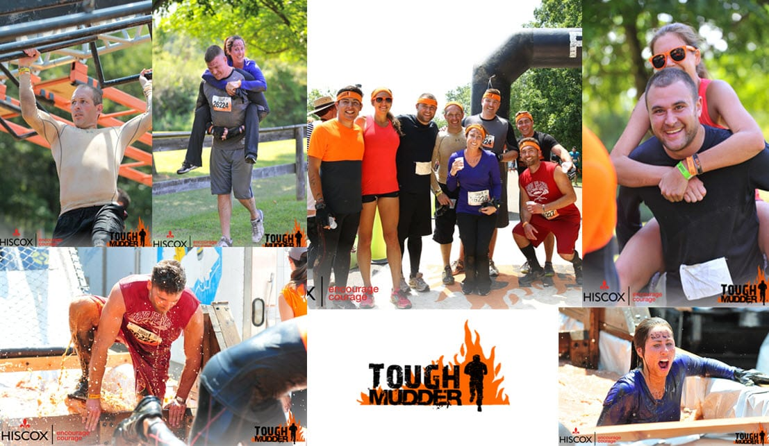 Roux Tough Mudder Collage 2015