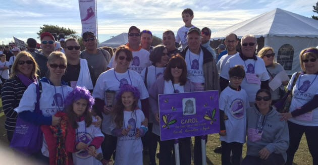 CSR- Jones Beach Pancreatic Cancer Walk 2015