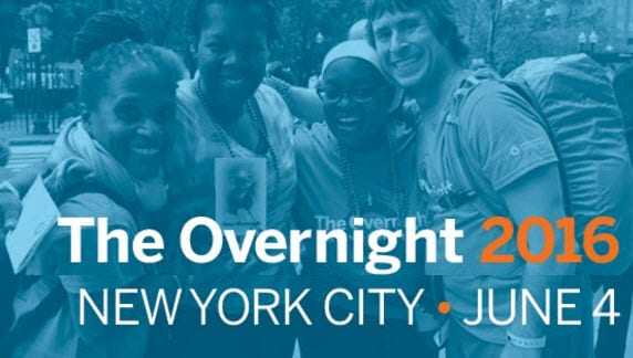 New York City Out of the Darkness 2016