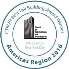 CTBUH Best Tall Building Award Winner