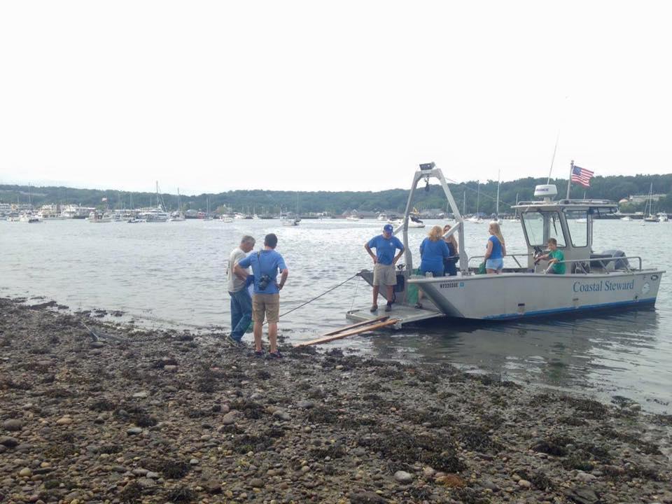 CSR-Coastal Steward Boat