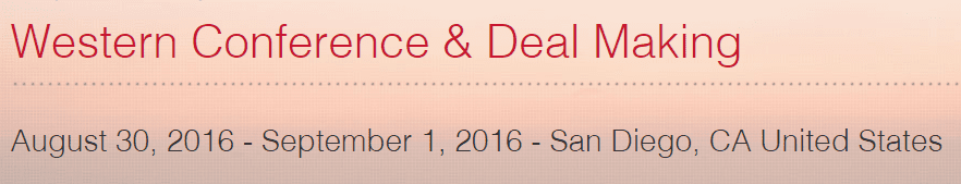 ICSC Western Conference & Deal Making
