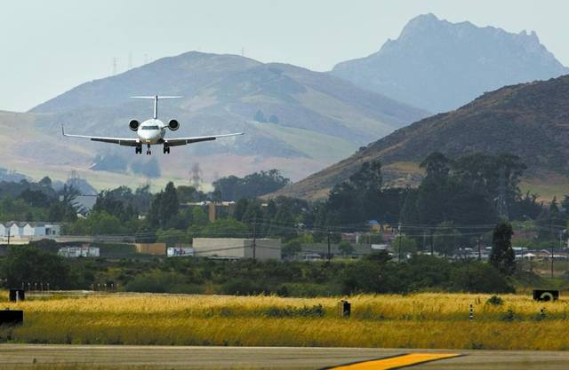 SLO County Regional Airport
