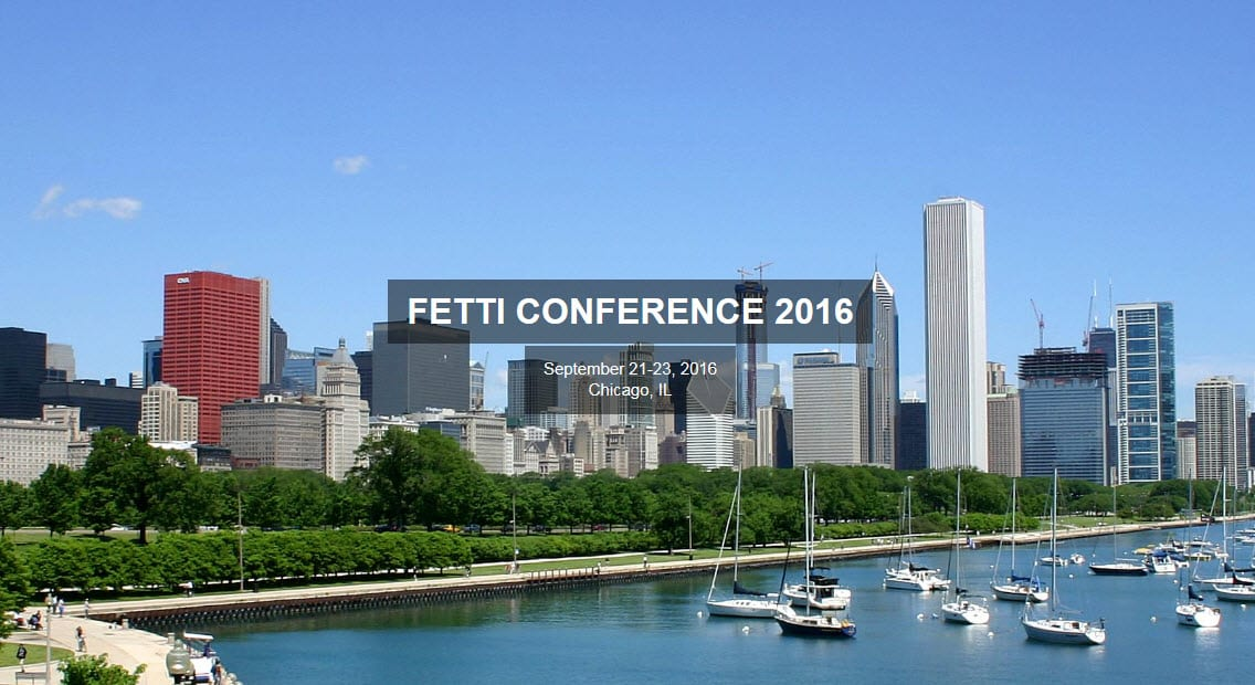 FETTI Conference 2016