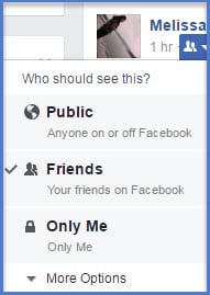 How to keep your Facebook private