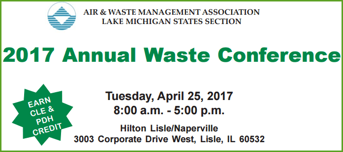 2017 Annual Waste Conference