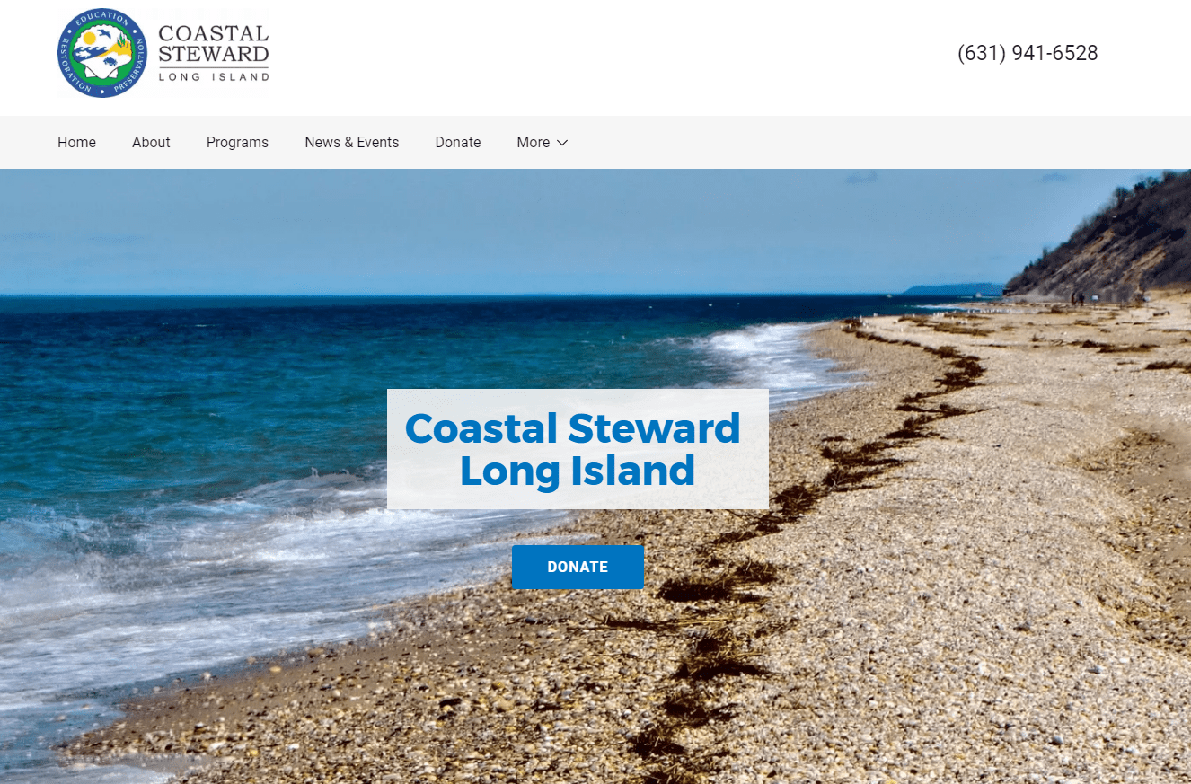 CSR Spotlight: Coastal Steward Long Island | Roux