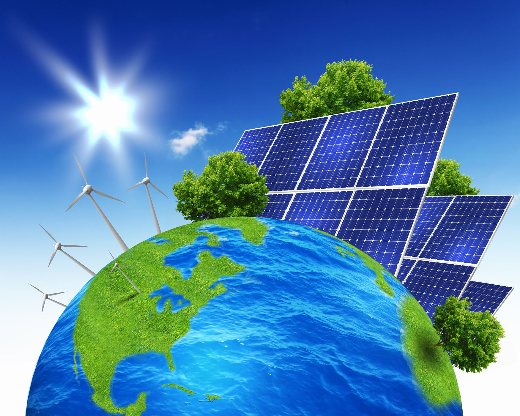 Solar Field Development on Brownfield Site