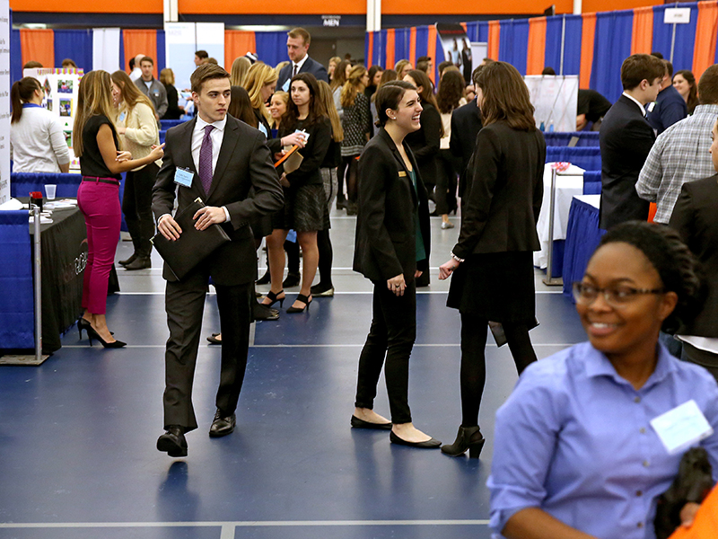 Bucknell University Career Fair