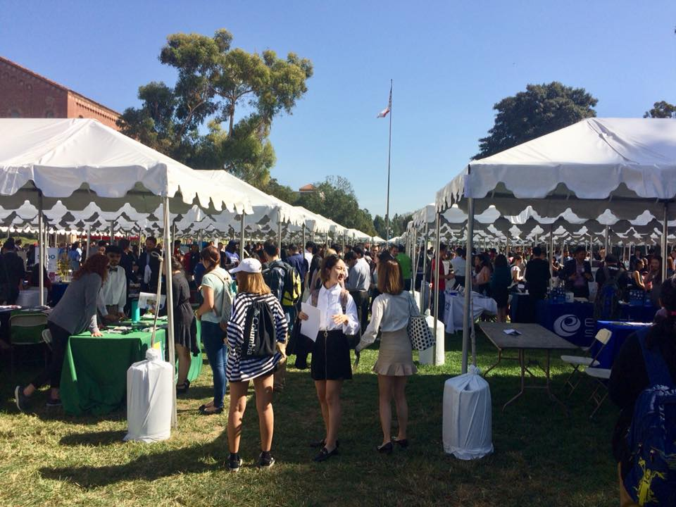 UCLA Engineering & Tech Fair