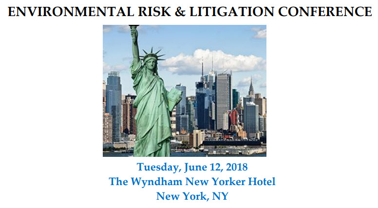 Perrin Environmental Risk & Litigation Conference