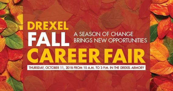 Drexel University Fall Career Fair