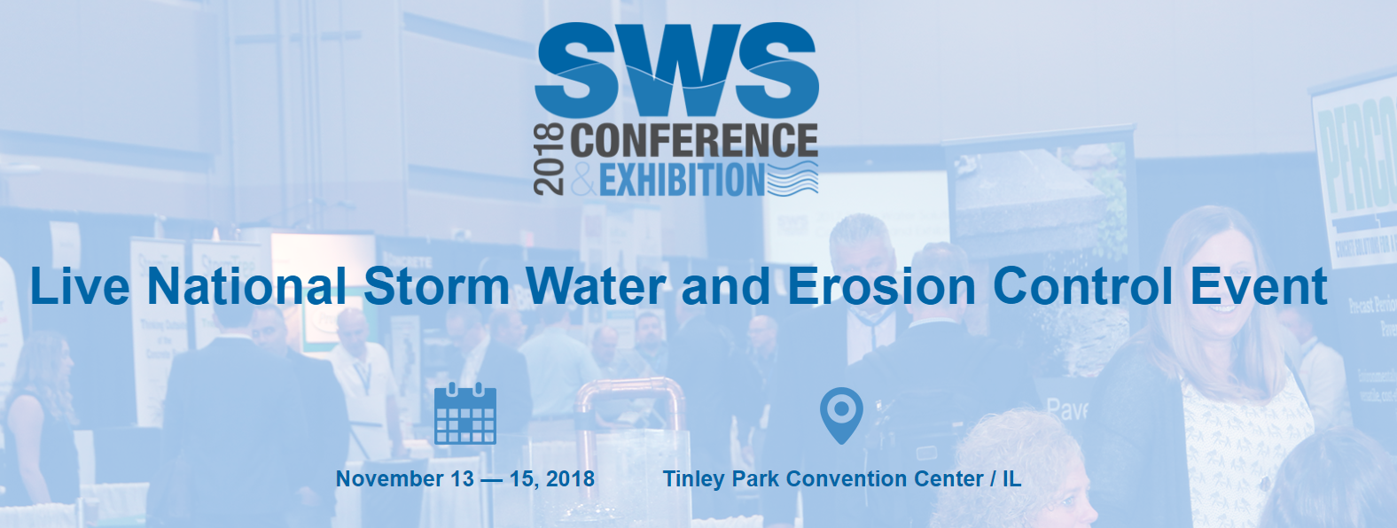 Live National Storm Water and Erosion Control Event
