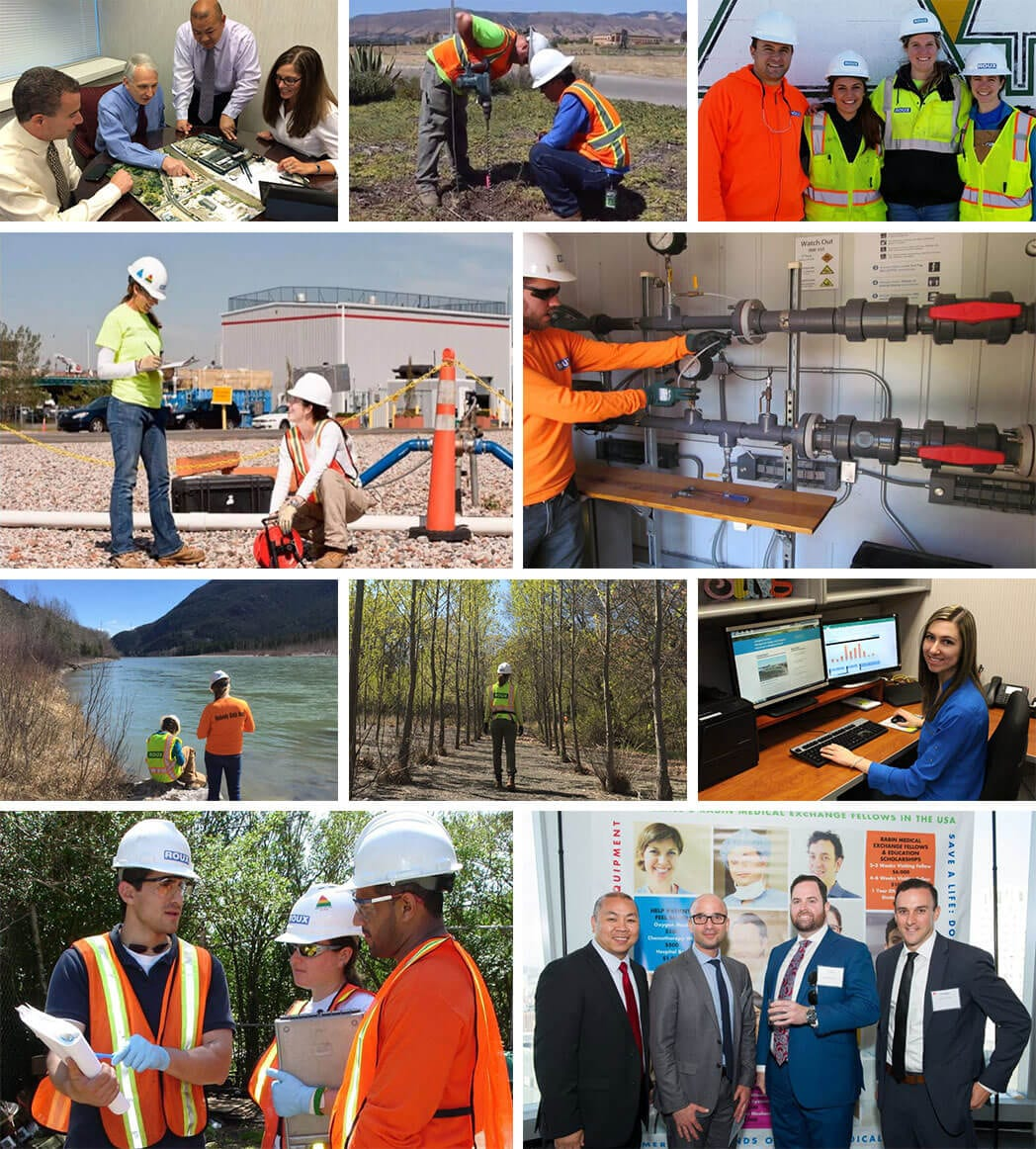 Environmental Consulting Careers at Roux | Roux Inc