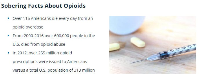 Opioid Crisis America