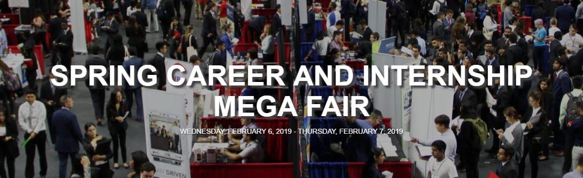 Roux February 2019 Career Fairs