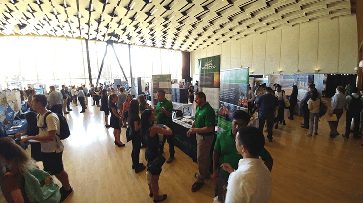 UC Berkeley CEE Department Career Fair