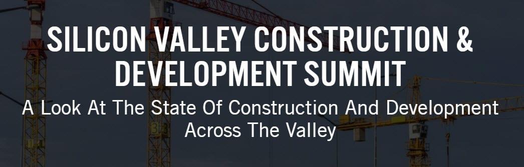 Silicon Valley Construction & Development Summit