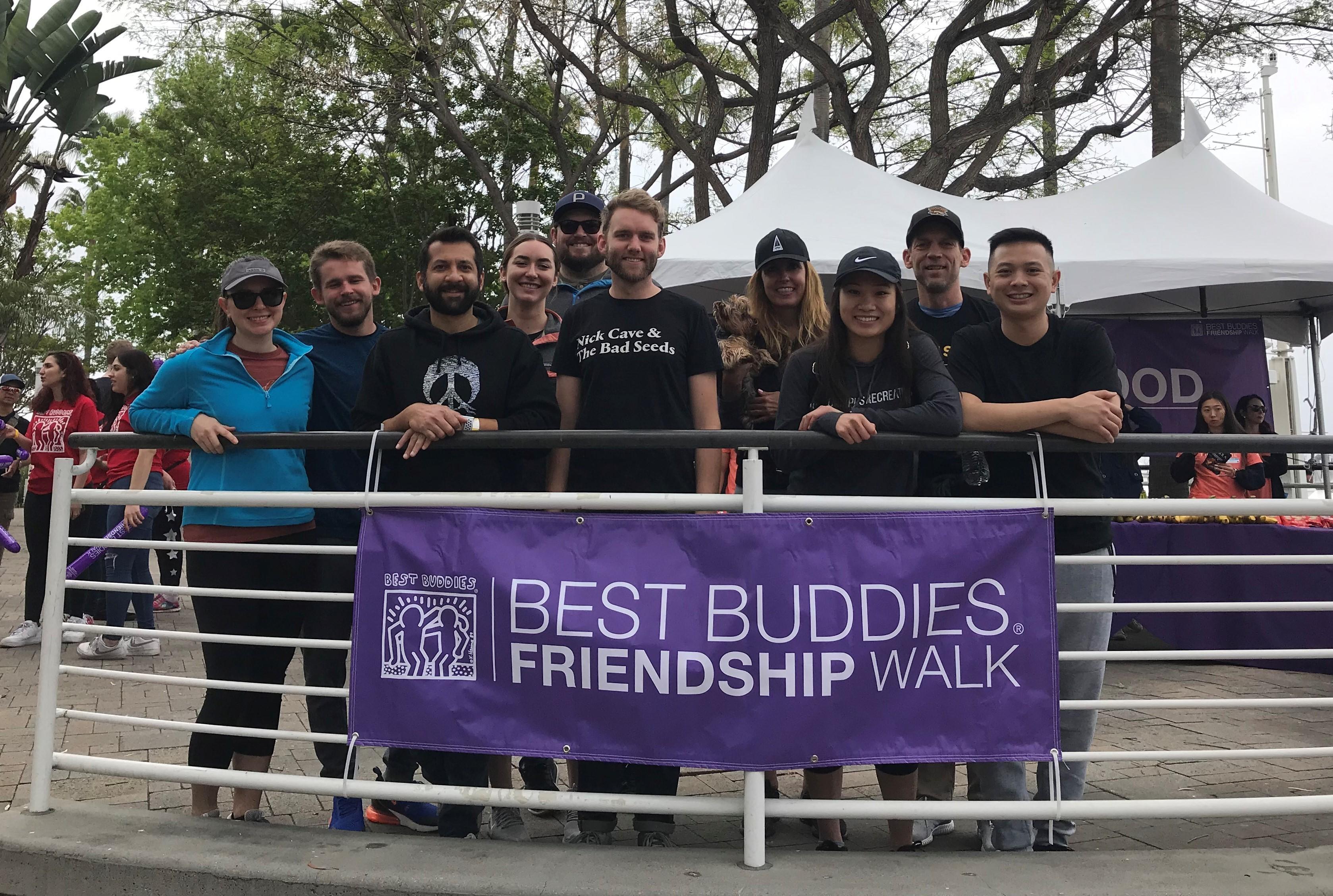 Best Buddies International Annual Friendship Walk