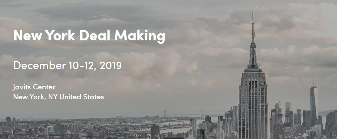 ICSC New York Deal Making 2019