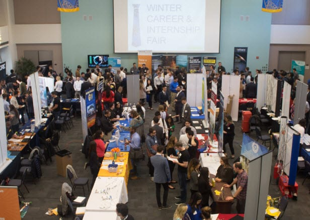 UCSB – STEM Career & Internship Fair