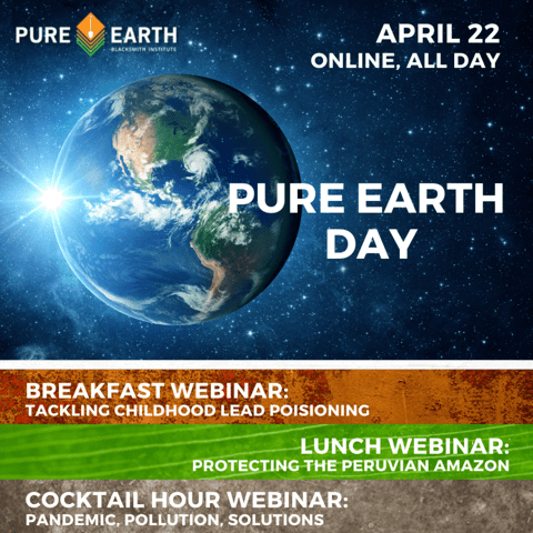 Pure Earth Day