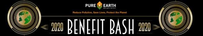 Pure Earth Benefit Bash