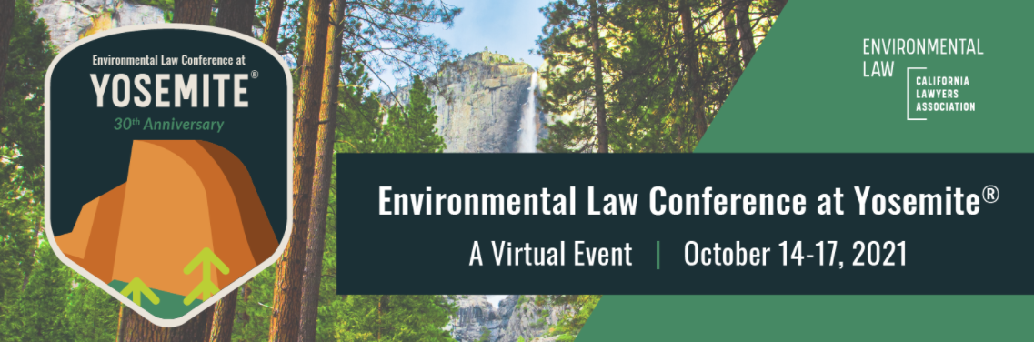 30th Annual Environmental Law Conference